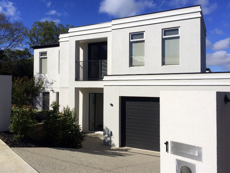 Geelong Constructions Townhouse Project Newtown
